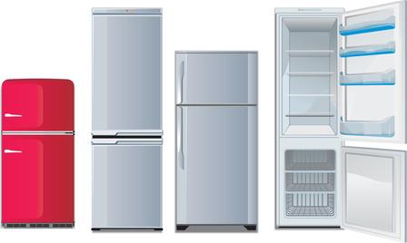 冷蔵庫の回収処分